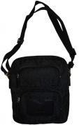 Women's Calvin Klein Purse Handbag Signature Logo Crossbody Black