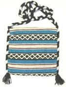 Lt Blue Falsa Blanket Tote Bag
