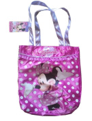 MINNIE MOUSE - Minnie - Adorable Pink Girls Disney Tote Bag