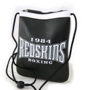 """Shoulder bag """"Redskins"""" black (ultra slim)."""