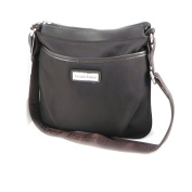 "Shoulder bag ""Jacques Esterel"" brown."