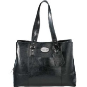 """Kenneth Cole® """"Tripled The Size"""" 39.1cm Compu-Tote - Black"""