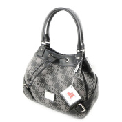 "Purse bag ""Jacques Esterel"" dark grey."