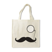 Moustache and Monocle Bag by Accoutrements - 12236