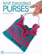 Knit Beaded Purses