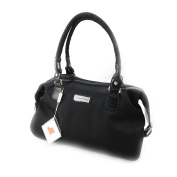 "Canvas bag ""Jacques Esterel"" black."
