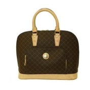 Rioni Signature Dome Handle Handbag