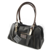 """Bag """"Ted Lapidus"""" taupe."""