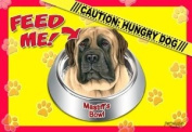 Mastiff 43.2cm x 11-1.3cm 2-Sided Placemat / Dishmat