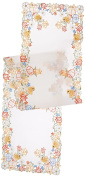 Xia Home Fashions Spring Chicks Table Runner, 38.1cm by 182.9cm