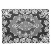 Heritage Lace Victorian Rose Tablecloth, 152.4cm x 274.3cm