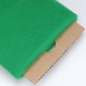 Emerald 137.2cm Tulle Fabric Bolt 137.2cm 40 Yards