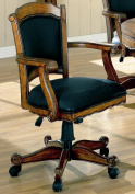 Regency Arm Game Chair on Casters