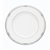 Lenox Pearl Platinum Bone China 22.9cm Accent Plate