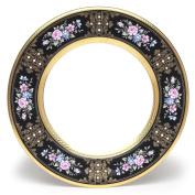 Noritake Evening Majesty Accent Plate, 22.9cm