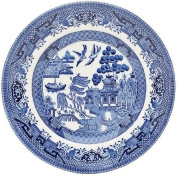 17cm Blue Willow Side Plate