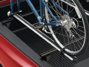 2012 -2012 Chrysler 200 Convertible Bicycle Carrier, Roof-Mount - Thule - Upright 599XTR