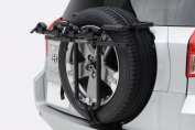 Hollywood Racks SR1 Spare Tyre Rack 2-Bike Spare Tyre Mount Rack