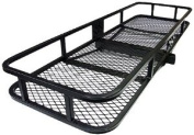 TMS T-NSB-F6020 150cm Truck Car Mounted Folding Cargo Carrier Basket