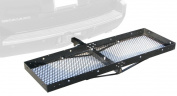Paramount Restyling 7701 Folding Hitch Mount Cargo Basket for 5.1cm Hitch Receivers