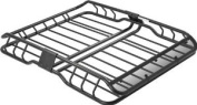 Heavy Duty Vehicle Roof Cargo Basket
