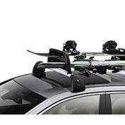 BMW Raised Carrier Bars - X3 SAV 2011-2012/ 5 Series Sedans 2011-2012 (Except 2012 528i xDrive Sedan)/ 3 Series Sedans 2012