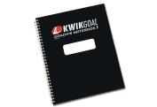 Kwik Goal Coaches' Notebook