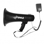 PYLE-PRO PMP43IN 40 Watts Professional Megaphone/Bullhorn with Siren and 3.5mm Aux-In For Digital Music/iPod