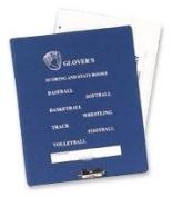 Glovers Scorebook Binder