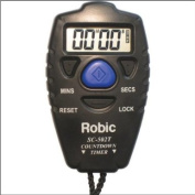 Robic SC-502-Countdown Handheld Countdown Timer with Completion Alarm
