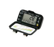 DMC-09 (Black) Digital Smart Pedometer With Large Display for Children & Senior