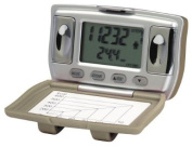 Robic Pedometer with Body Mass Calculator