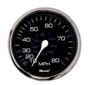 Faria 33705 Chesapeake 80 MPH Speedometer