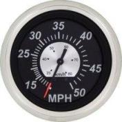 Sierra 68960PH Black 7.6cm Speedometer
