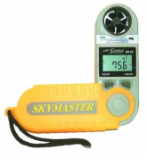 WeatherHawk SM-28 SkyMaster Hand-Held Weather Metre, Yellow