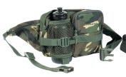 Web-Tex British Military Products - Waist Bag & W/Bottle Camo