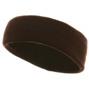 Head Bands (wide)-Brown W13S26F