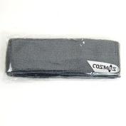 COSMOS ® 4 PCS Different Colour Cotton Sports Basketball Headband /Sweatband Head Sweat Band/Brace