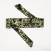 "HK Army ""Disaster"" Headband - Gold"