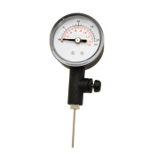 Agora Ball Pressure Gauge with Dial