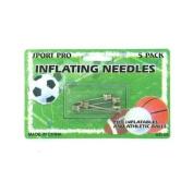 48 Sports ball inflating needles