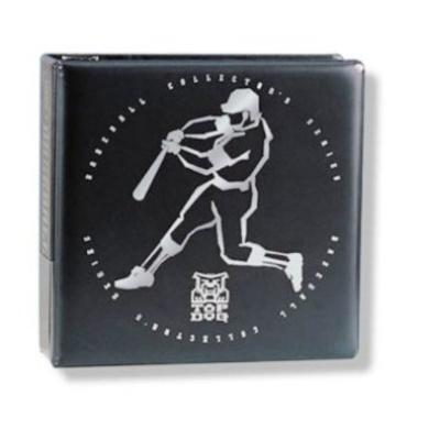 Ultra Pro 3-Ring (D-Ring Binder) Top Dog Baseball Card Album