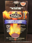 Max Protection Tournament Sleeves Pink/Silver UV Armour