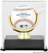 Baltimore Orioles Gold Glove Single Baseball Logo Display Case