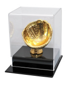 Caseworks Single Ball, Gold Glove Display