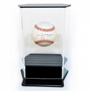 MLB Caseworks Floating Baseball Display