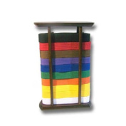 Playwell Martial Arts Rectangle Belt Display Stand