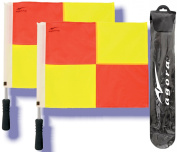 Agora Pro Line Referee Flags with Case