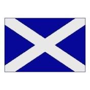 Scotland Scottish St. Andrews Navy Blue 5'X3' Flag