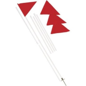 Champion Sports Two-Piece Economy Soccer Corner Flags